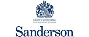Sanderson Fabrics Are Used By The Furnishing Centre