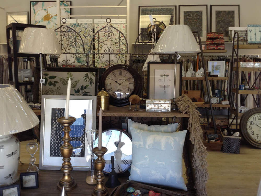 Home Accessories Are Available At The Furnishing Centre