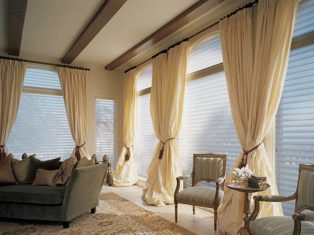 Window Treatments And Floor Coverings Are Available At The Furnishing Centre